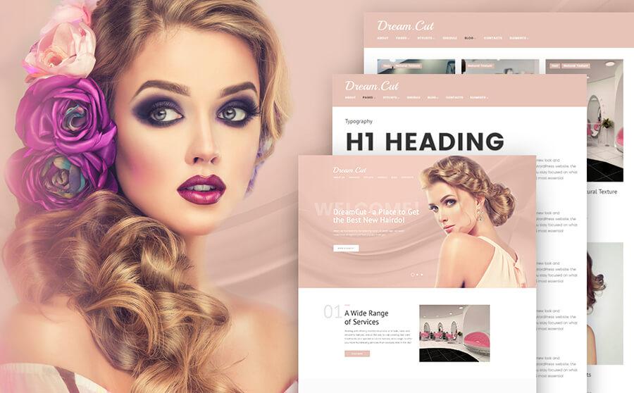 Beauty WordPress Theme
