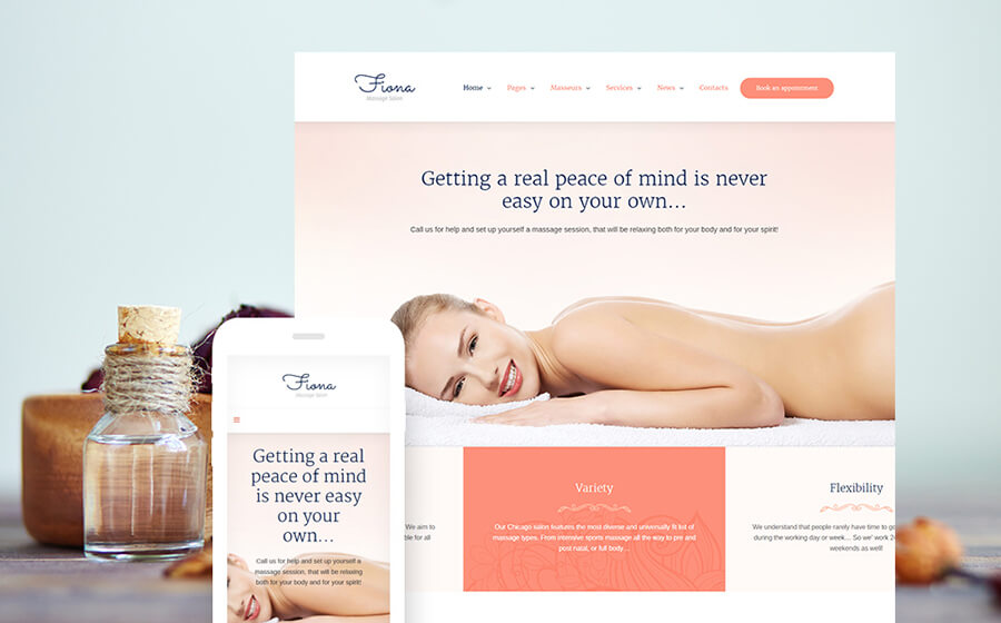 Massage & SPA Salon