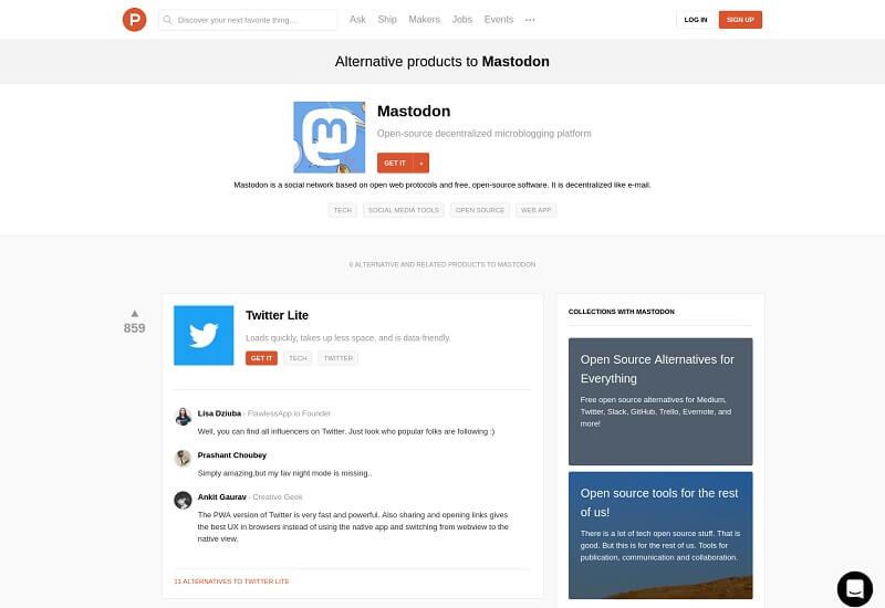13 Best Tumblr Alternatives 2019 - Ventasoftware com