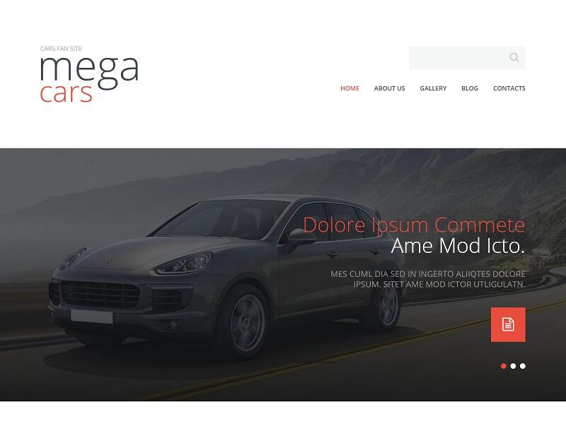 Cars Fan Site
