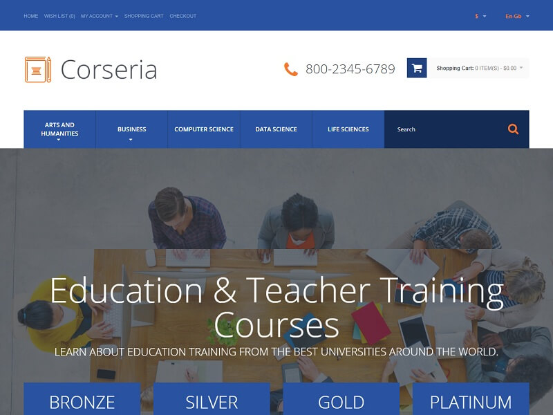 Corseria