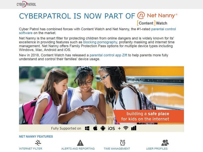 CyberPatrol