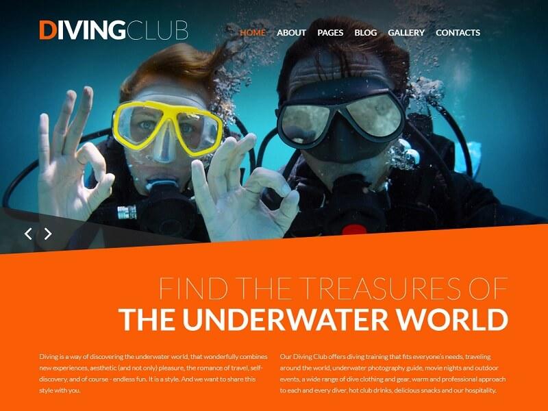 Diving Club