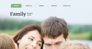 Family Html Website Templates