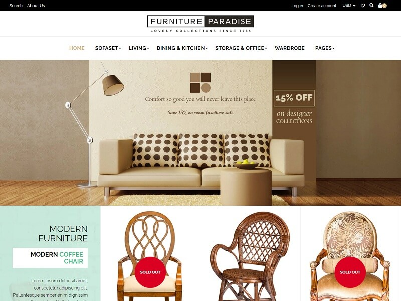 Furniture Paradise