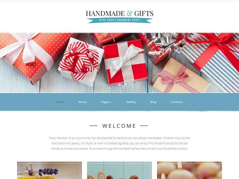 Handmade & Gifts