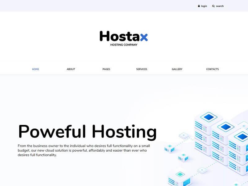 Hostax