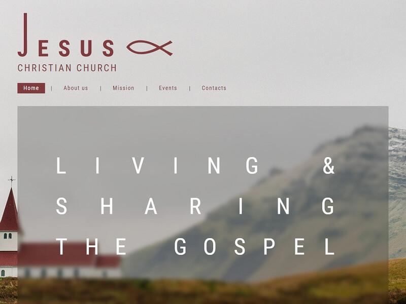 Jesus Christian Church