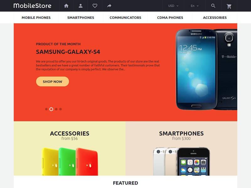 MobileStore