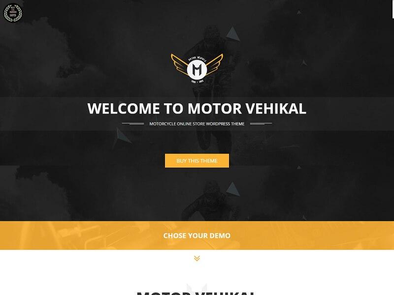 Motor Vehikal