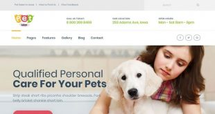 Animals Joomla Website Templates