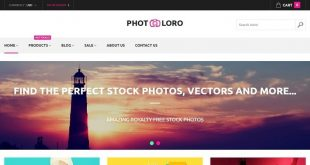 Photography Shopify Website Templates