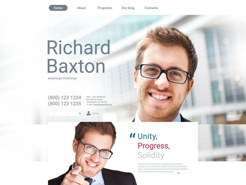 Richard Baxton