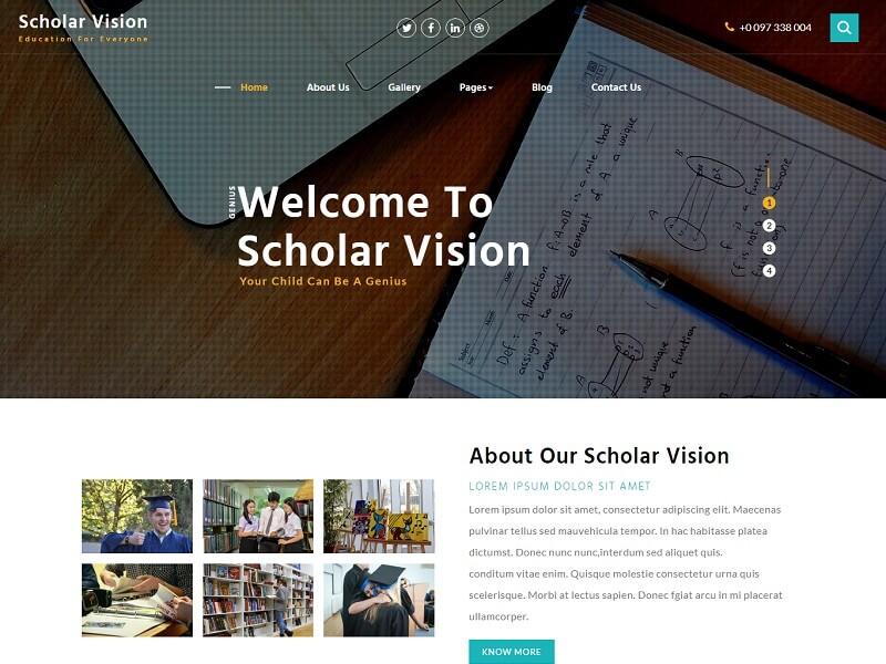 Scholar Vision