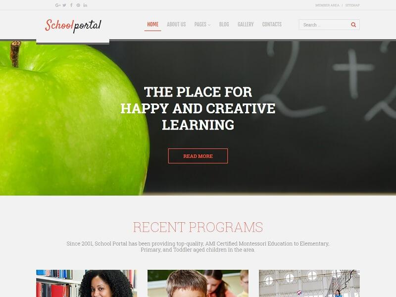 School Portal