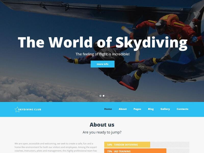 Skydiving Club