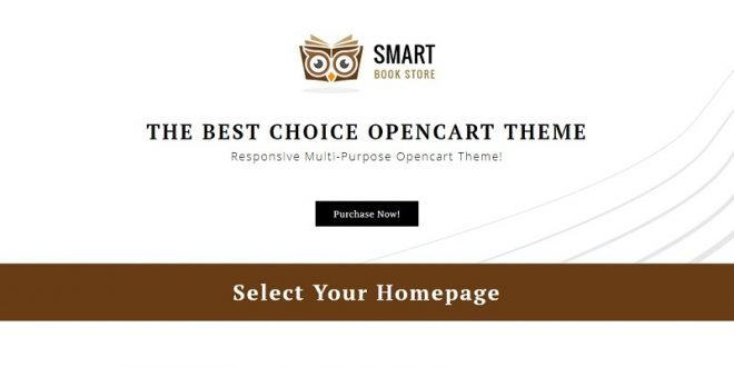 Education Opencart Website Templates