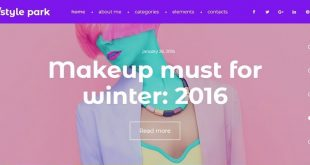 Beauty Html Website Templates