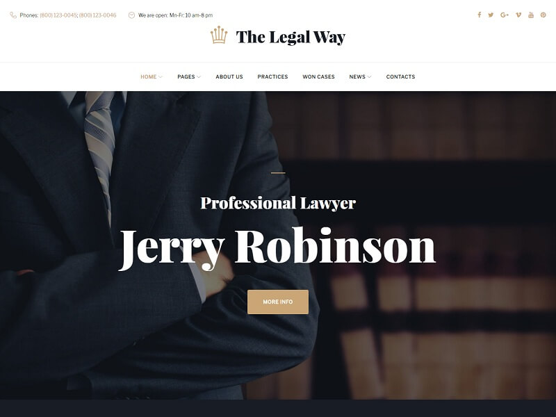 The Legal Way