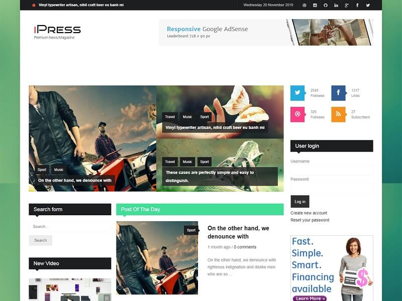 iPress