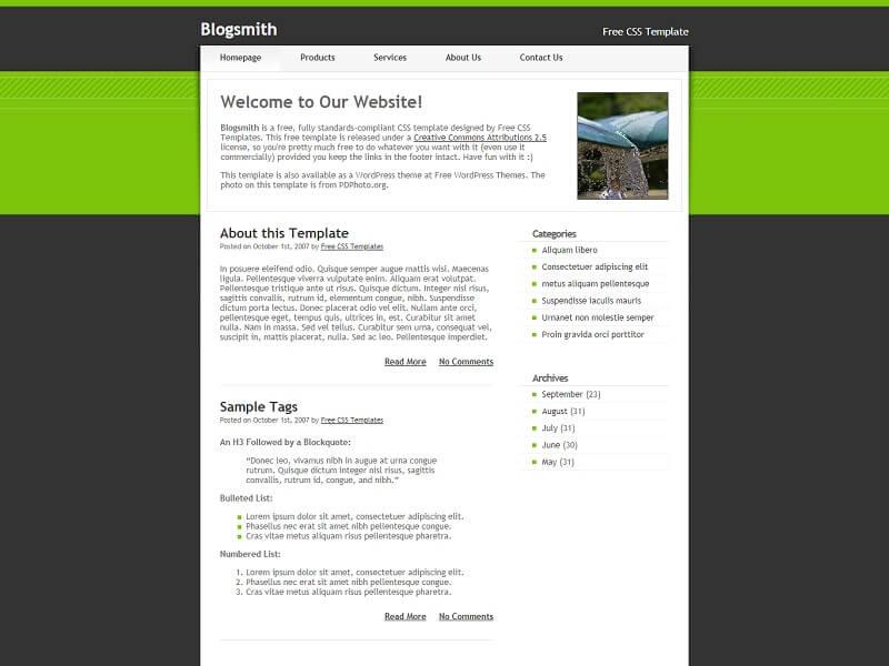 Blogsmith