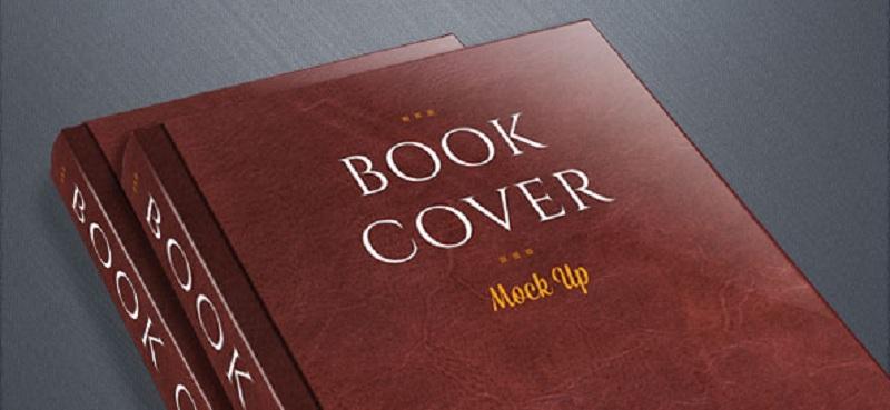 Book Cover PSD