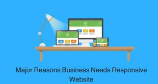 Business Needs Responsive Website