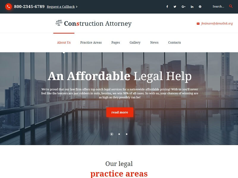 Construction Attorney
