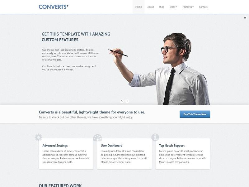 Converts