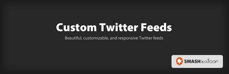 Custom Twitter Feeds