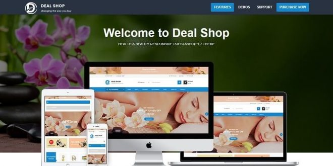 Healthcare PrestaShop Themes