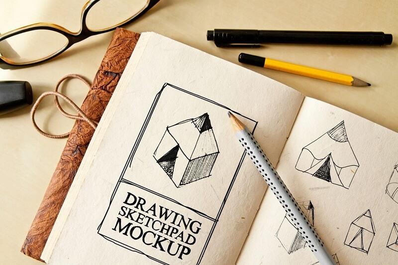 Drawing Sketch Pad