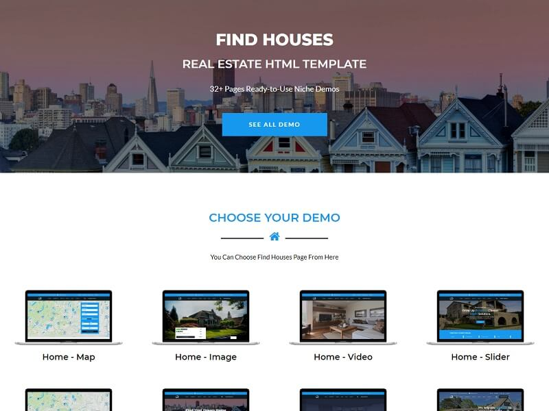 Find Houses