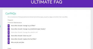 Free WordPress Faq Plugins