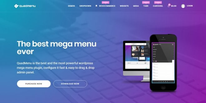 Free WordPress Menu Plugins