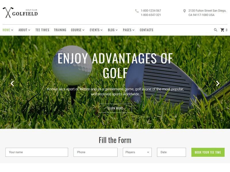 Golfield