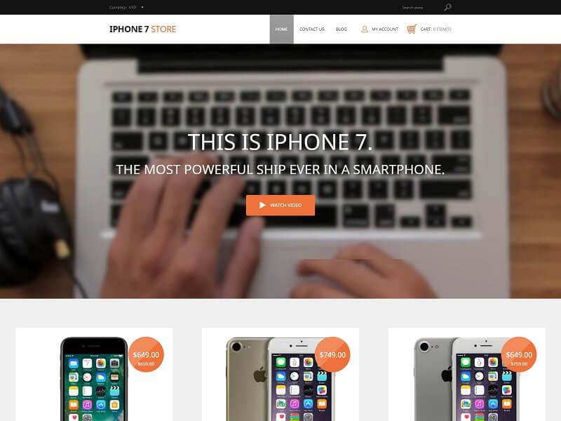 IPhone 7 Store