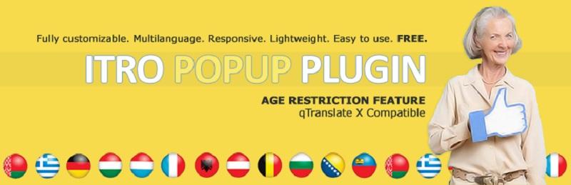 ITRO Popup Plugin