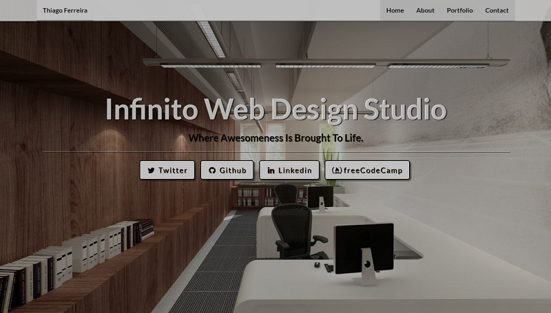 Infinito Web Design Studio