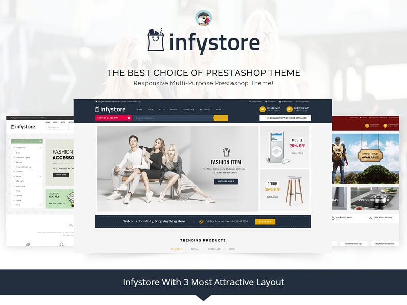 Infystore