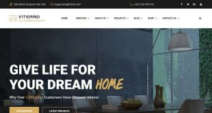 Real Estate Drupal Themes