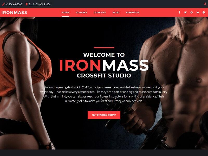 IronMass