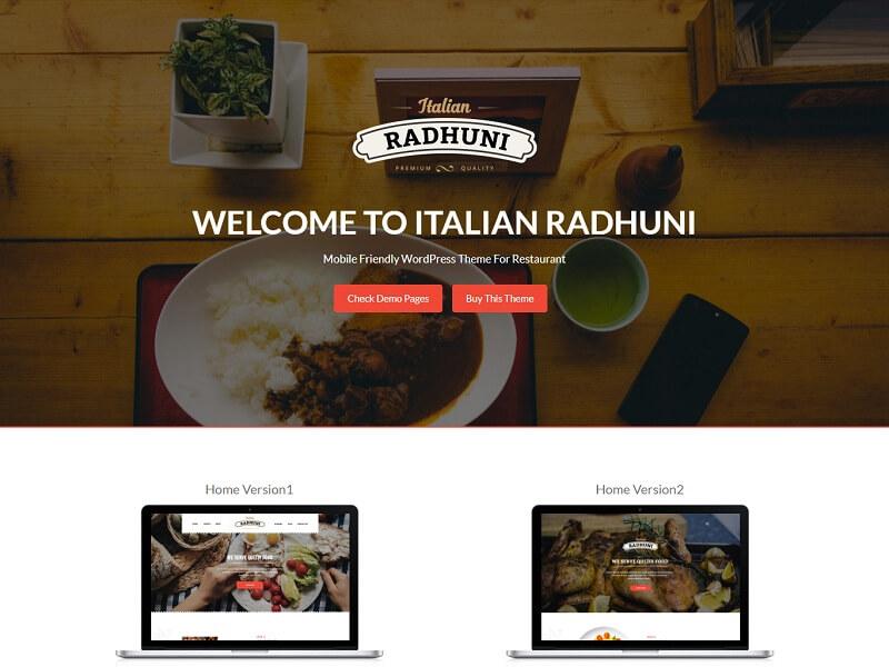 Italian Radhuni