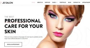 Beauty Joomla Themes