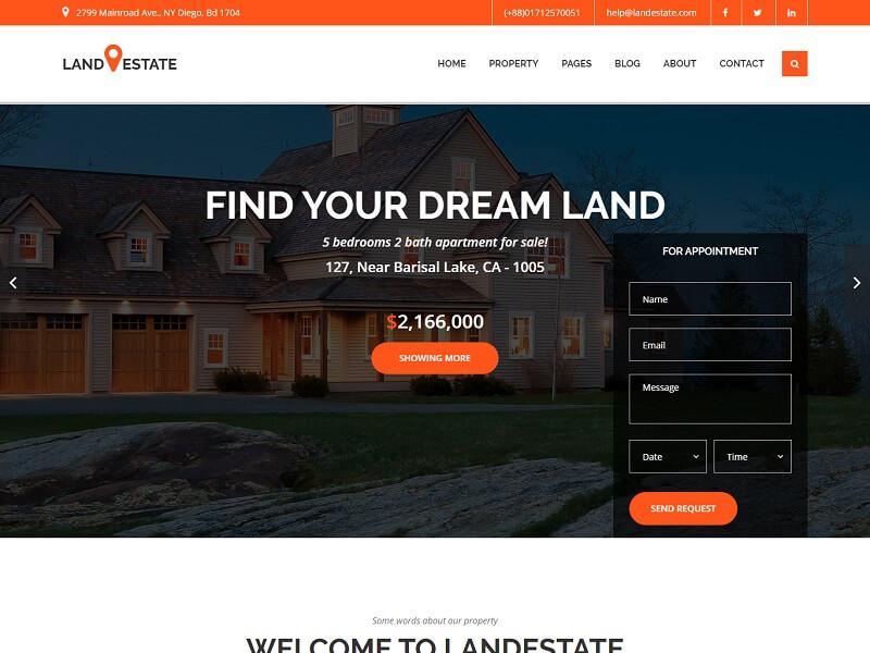 Land Estate