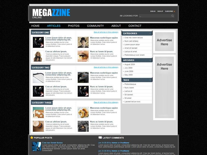 Megazzine