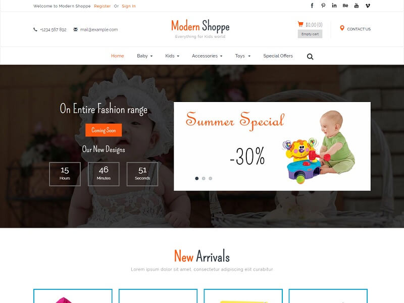 Modern Shoppe