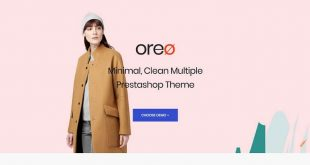 Fashion PrestaShop Themes