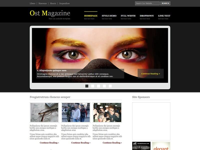 Ost Magazine