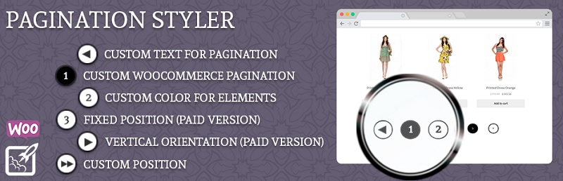Pagination Styler